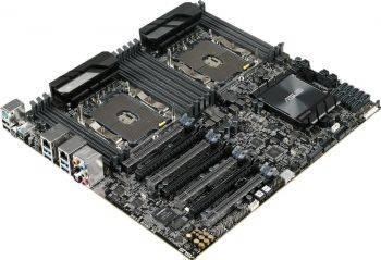 Серверная материнская плата Soc-3647 Asus WS C621E SAGE SSI EEB (90SW0020-M0EAY0)