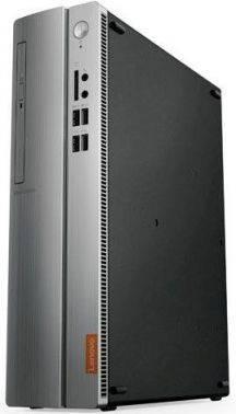 Компьютер Lenovo IdeaCentre 310S-08ASR черный/серебристый (90G9000PRS)