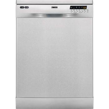 Посудомоечная машина Zanussi ZDF26004XA серебристый