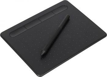 Графический планшет Wacom Intuos S CTL-4100K-N черный