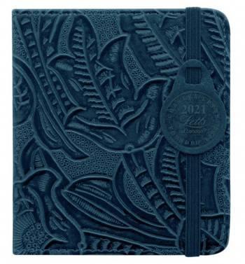 Еженедельник Letts BAROQUE, датированный, синий