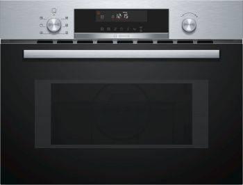 Духовой шкаф электрический Bosch CMA585MS0 нержавеющая сталь