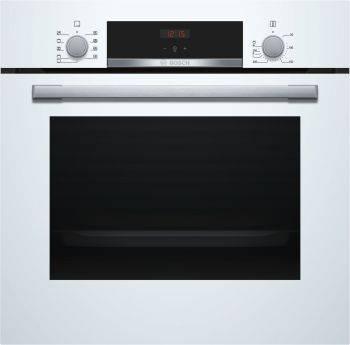 Духовой шкаф электрический Bosch HBF534EW0R белый