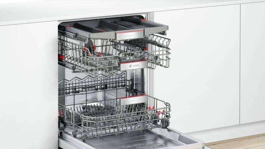 Посудомоечная машина Bosch SMV88TD55R - фото 3
