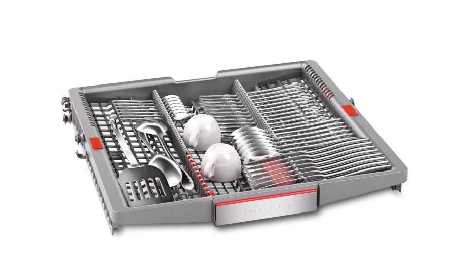 Посудомоечная машина Bosch SMV88TD55R - фото 6