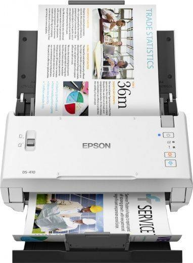 Сканер Epson WorkForce DS-410 (B11B249401) - фото 1