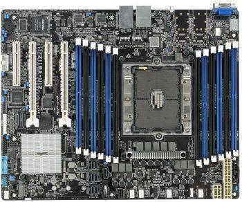 Серверная материнская плата Soc-3647 Asus Z11PA-U12 ATX (90SB0660-M0UAY0)