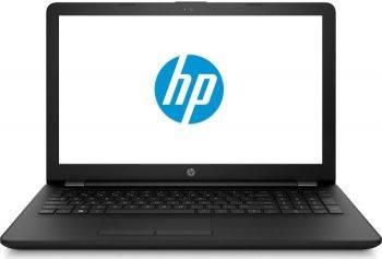 "Ноутбук 15.6"" HP 15-bs157ur черный (3XY58EA)"