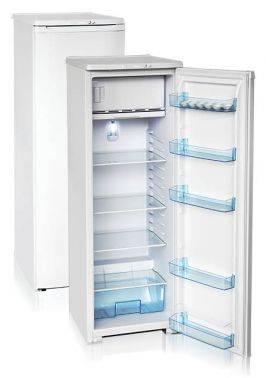Холодильник Бирюса Б-M107 серебристый