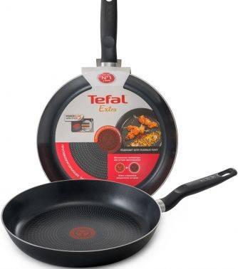 Набор сковородок Tefal Extra 04165810, 2 предмета (9100026877)