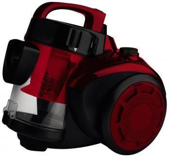 Пылесос Scarlett SC-VC80C11 красный/черный (VC80C11)