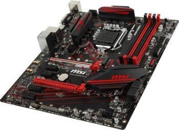 Материнская плата MSI B360 GAMING PLUS Soc-1151v2 ATX