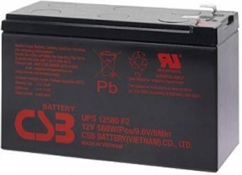 Батарея для ИБП CSB UPS12580, 12В, 9.4Ач