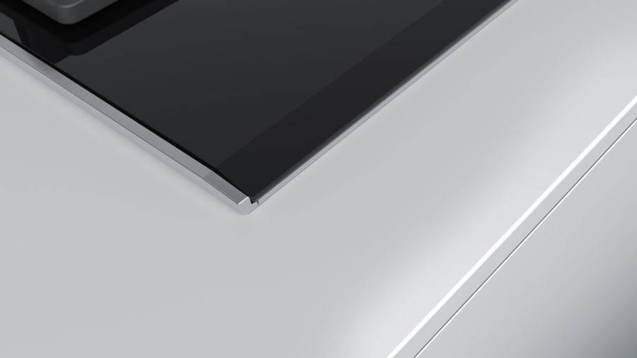 Газовая варочная поверхность Bosch PRR7A6D70R черный - фото 3