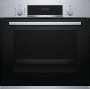 Духовой шкаф электрический Bosch HBF534ES0R нержавеющая сталь