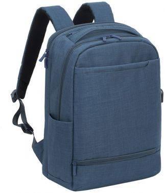 "Рюкзак для ноутбука 17.3"" Riva 8365 синий"
