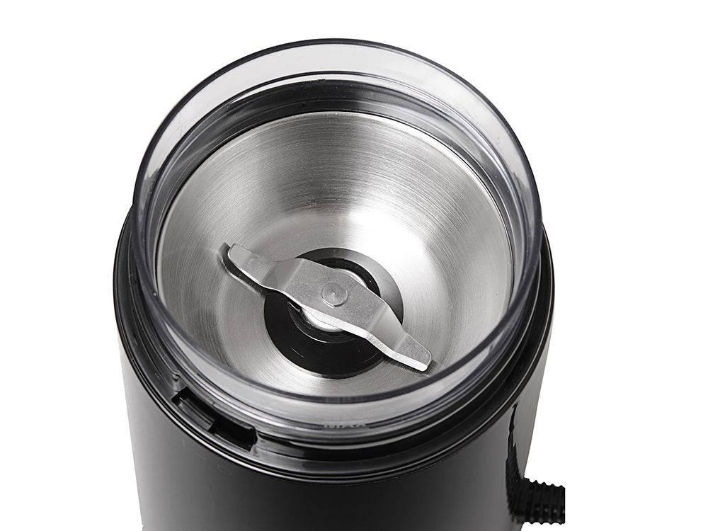 Кофемолка Kitfort КТ-1314 черный - фото 5