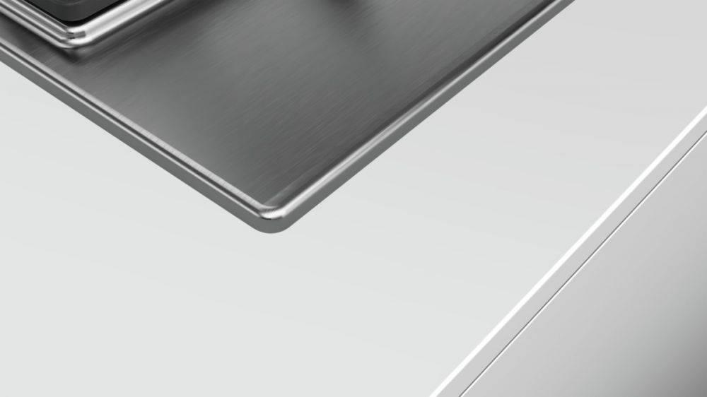 Газовая варочная поверхность Bosch PCI6A5B90R нержавеющая сталь - фото 5