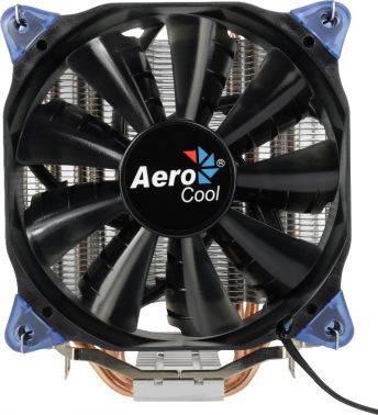 Устройство охлаждения(кулер) Aerocool Verkho 4 (VERKHO 4 PWM)