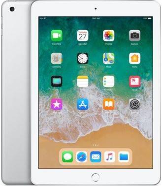 "Планшет 9.7"" Apple iPad 2018 MR6P2RU/A 32ГБ серебристый"