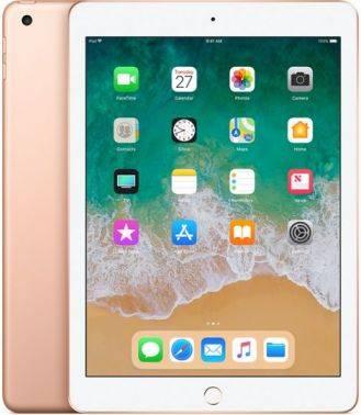 """Планшет 9.7"""" Apple iPad 2018 MRM02RU/A 32ГБ золотистый"""