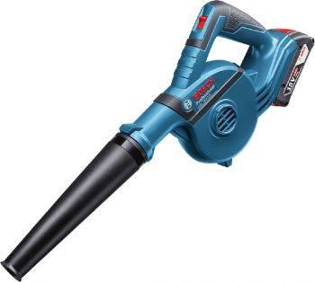 Воздуходувка Bosch GBL 18V-120 синий (06019F5100)