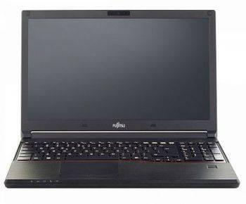 "Ноутбук 15.6"" Fujitsu LifeBook E556 черный (LKN:E5560M0020RU)"