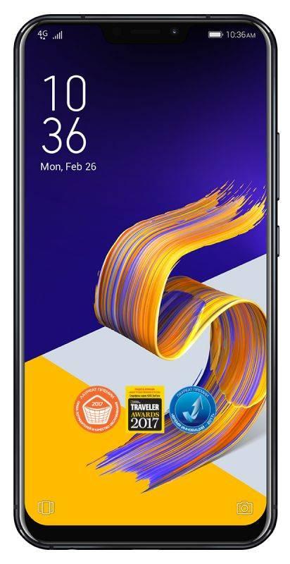 Смартфон Asus Zenfone 5 ZE620KL 64ГБ черный (90AX00Q1-M00180) - фото 1