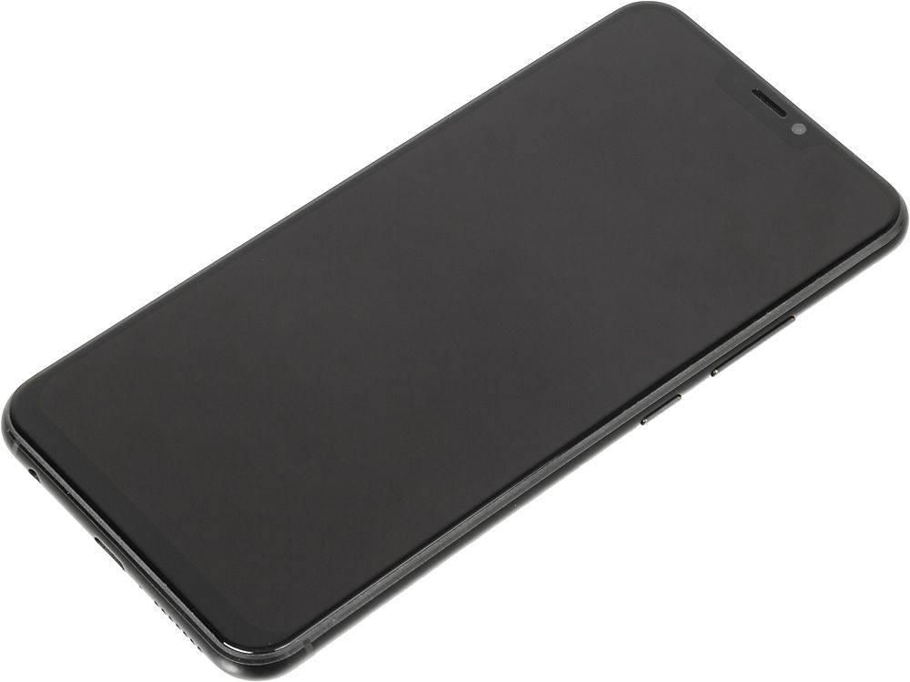 Смартфон Asus Zenfone 5 ZE620KL 64ГБ черный (90AX00Q1-M00180) - фото 5