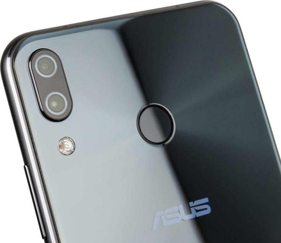Смартфон Asus Zenfone 5 ZE620KL 64ГБ черный (90AX00Q1-M00180) - фото 7