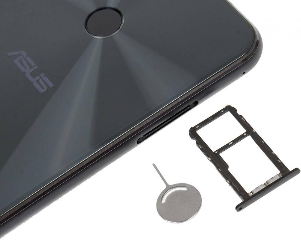 Смартфон Asus Zenfone 5 ZE620KL 64ГБ черный (90AX00Q1-M00180) - фото 10
