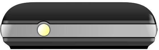 Мобильный телефон Micromax X412 черный/серый (MICROMAX X412 B) - фото 5