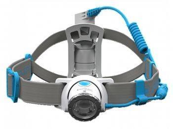 Налобный фонарь Led Lenser Neo 10R синий (500917)