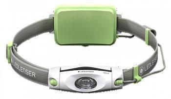 Налобный фонарь Led Lenser NEO4 зеленый (500915)