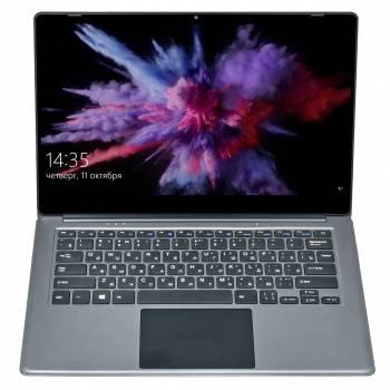 """Ноутбук 14.1"""" Digma CITI E404 PRO серебристый (ES4024EW)"""