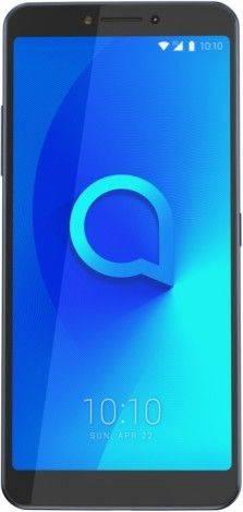 Смартфон Alcatel 3V 5099D 16ГБ черный (5099D-2CALRU2) - фото 1