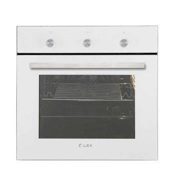 Духовой шкаф электрический Lex EDP 070 WH белый (CHAO000310)