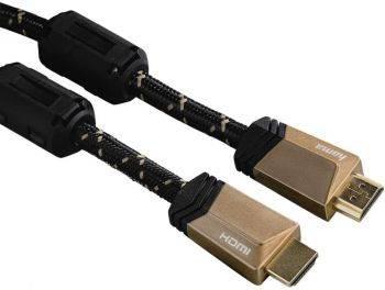 Кабель Hama Premium 00122210 HDMI (m)/HDMI (m), ver 2.0, 1.5м.