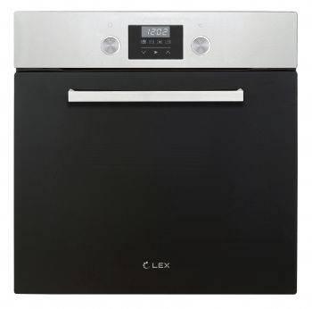 Духовой шкаф электрический Lex EDP 093 IX нержавеющая сталь (CHAO000316)