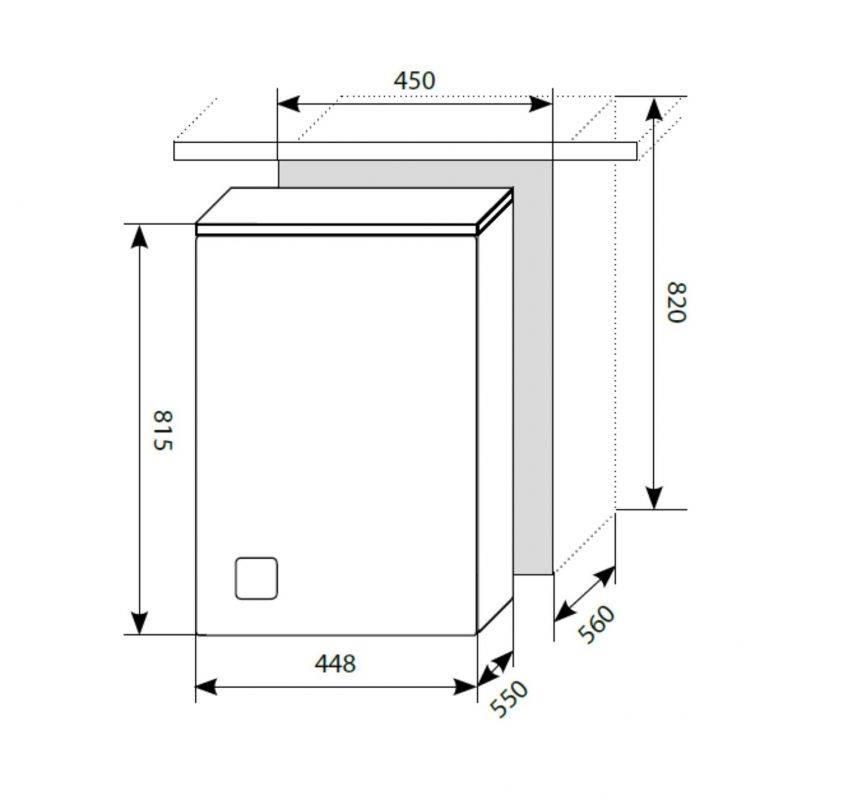 Посудомоечная машина Lex PM 4563 A нержавеющая сталь (CHMI000199) - фото 2