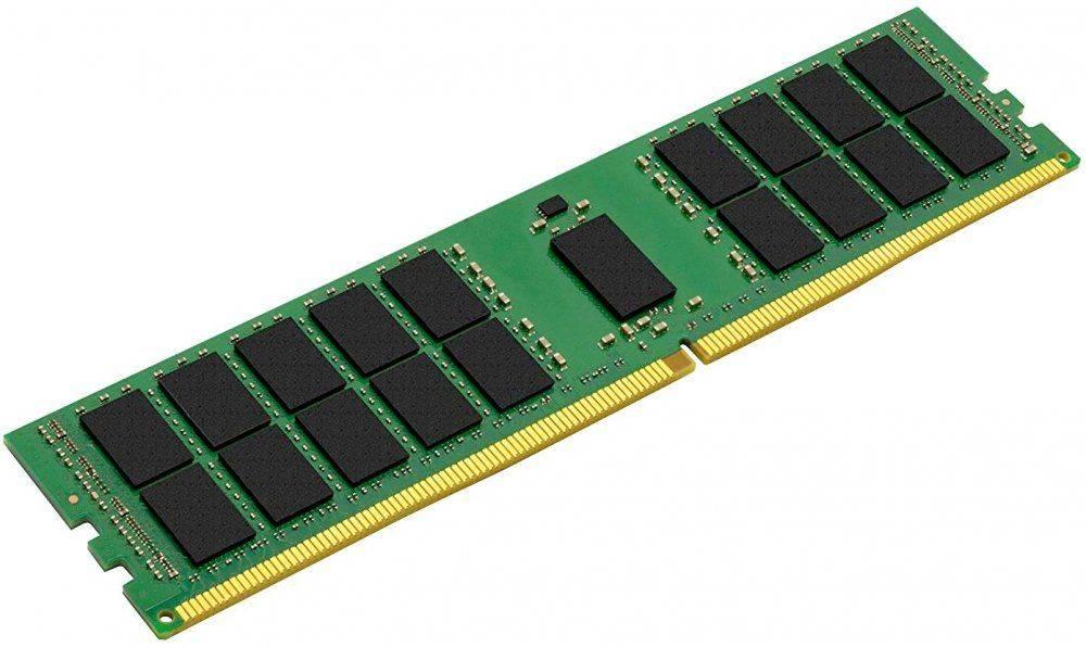 Модуль памяти DIMM DDR4 1x32Gb Kingston KSM26RD4/32HAI - фото 1