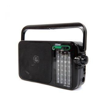 Радиоприемник Сигнал РП-233 черный (17843)