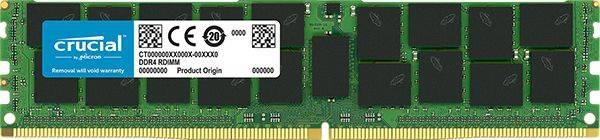 Модуль памяти DIMM DDR4 1x16Gb Crucial CT16G4RFD4266 - фото 1