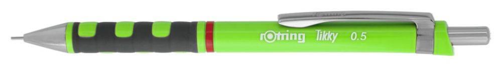 Карандаш механический Rotring Tikky зеленый/неон (2007217) - фото 1