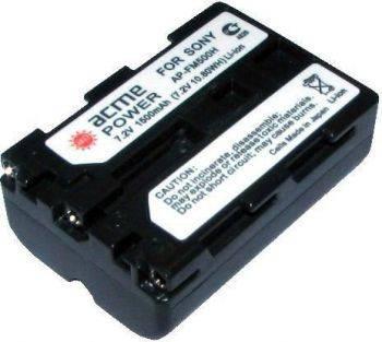 Аккумулятор для компактных камер и видеокамер AcmePower AP-NP-FM500