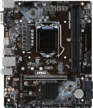 Материнская плата MSI B360M PRO-VH Soc-1151v2 mATX