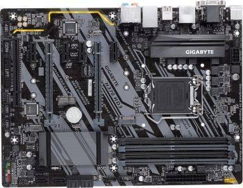 Материнская плата Gigabyte H370 HD3 Soc-1151v2 ATX