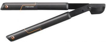 Сучкорез Fiskars SingleStep L28 малый черный/оранжевый (1001432)