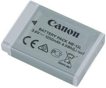 Аккумулятор для компактных камер Canon NB-13L (9839B001)