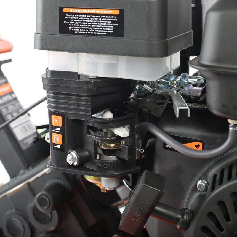 Мотоблок Patriot Калуга М (440107570) бензиновый 7л.с. - фото 4